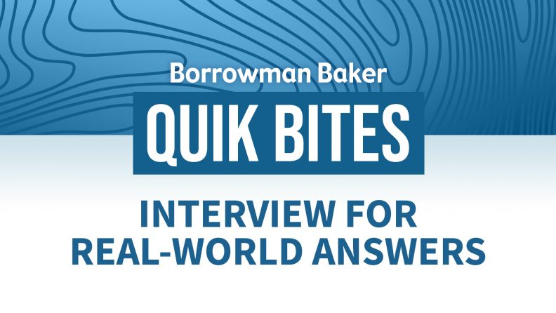 Interview For Real-World Answers